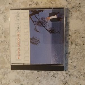 Michael McDonald CD Titled Take It To Heart for Sale in Manorville, NY