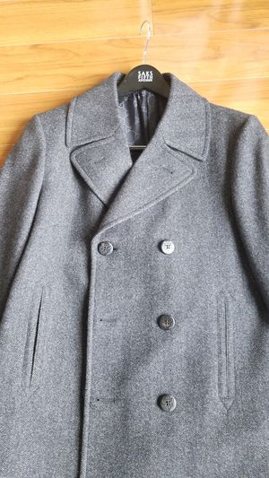 GUCCI PEACOAT SZ 52 REG. 1000% AUTHENTIC for Sale in Fontana, CA