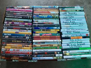 DVD Movies $1 each if you buy 12 for $10 for Sale in Stockton, CA