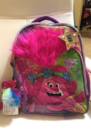 Trolls Poppy Backpack for Sale in Detroit, MI