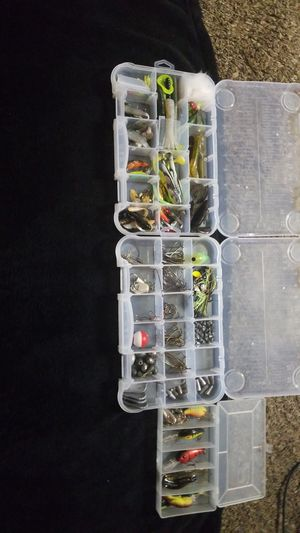 Various Fishing Tackle for Sale in Murray, UT