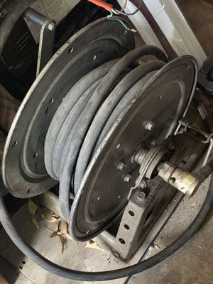 Pressure washer hose and reel for Sale in Queens, NY