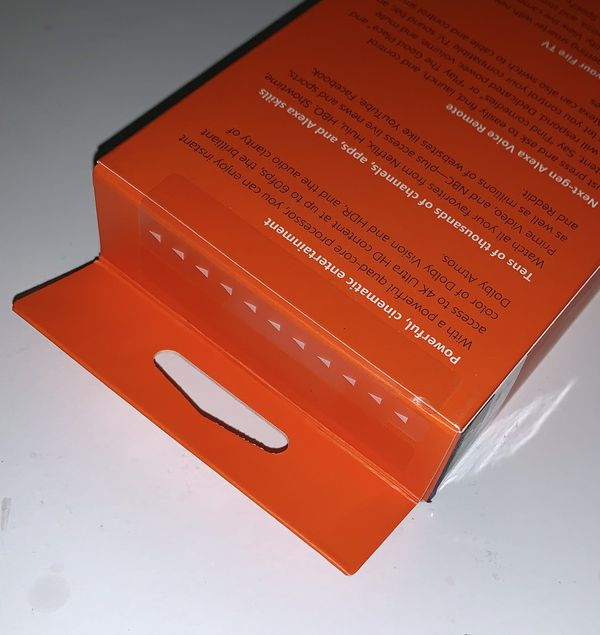 Amazon 4K Fire TV stick w/ Alexa Voice Remote BRAND NEW SEALED BOX