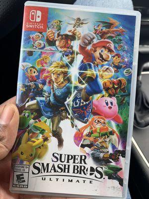 Super Smash Bros. For Nintendo Switch for Sale in Detroit, MI