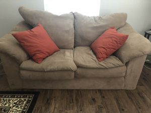 Couch and love seat for Sale in Jefferson City, MO