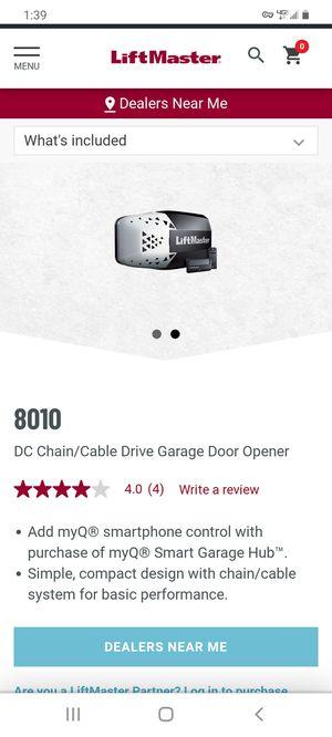 Garage door opener liftmaster for Sale in Woodland, WA