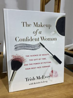 Book: The make Up of a Confident Woman by Trish McEvoy with Kristin Loberg for Sale in St. Cloud, FL