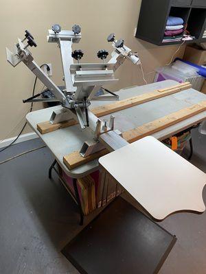 Screen Printing Presses for Sale in Glen Ridge, NJ