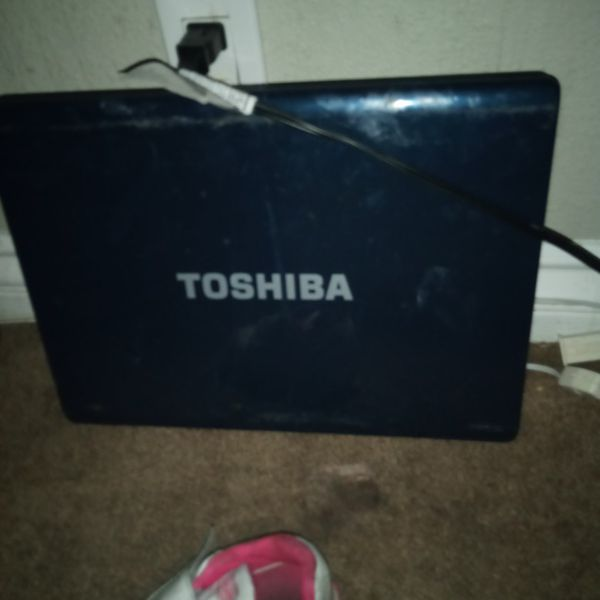 Toshiba Lab Top
