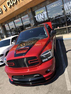 "2006 Dodge Ram SRT10 viper truck 24"" wheels for Sale in Bell Gardens, CA"