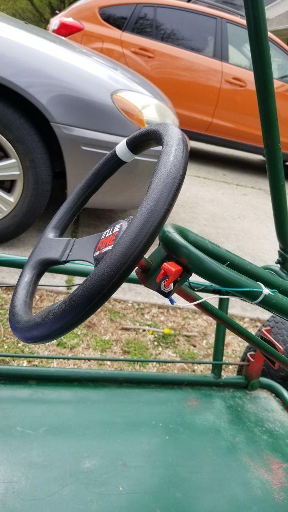 Yerf Dog 3203 Go Kart (NO TRADES READ DESCRIPTION) for Sale in Greensboro,  NC - OfferUp