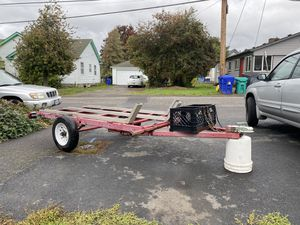 3 Rail Dirt Bike Trailer for Sale in Portland, OR
