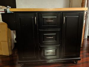 Rolling Kitchen Table Cart for Sale in San Diego, CA