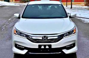 AM/FM Stereo 2015 Accord  for Sale in Rockland, ME