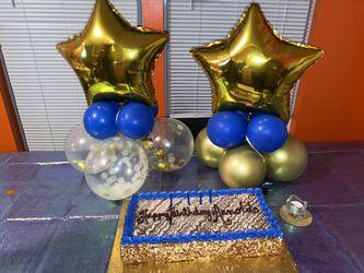 Party balloon decorations for Sale in Adelphi,  MD