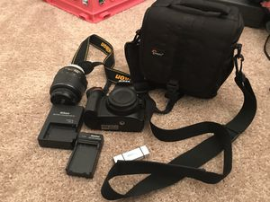 Nikon D3200 for Sale in Virginia Beach, VA