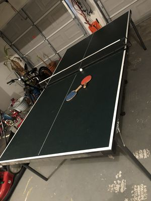 Ping pong table XL for Sale in Winder, GA