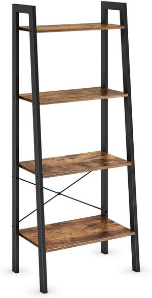 Four Tier Rack Ladder Shelf Bookcase for Sale in Chino, CA