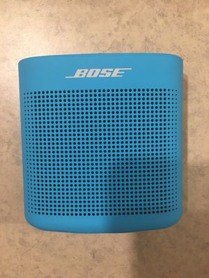 Bluetooth BOSE sound link color II for Sale in Englewood, CO