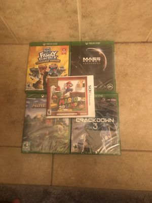 Xbox one Games for Sale in East Orange, NJ