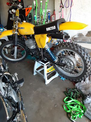 78 Suzuki rm 250 for Sale in Fort Myers, FL