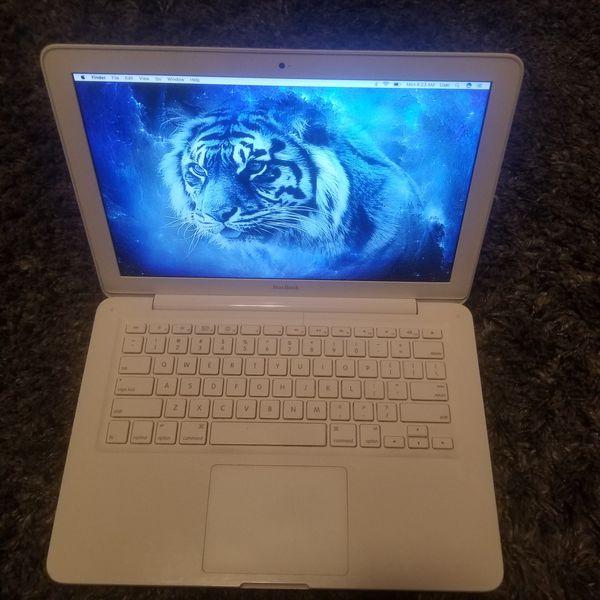 250GB HD Apple Macbook Laptop A1342 Music Recording Studio Software Garageband itunes 4GB Memory 2.26ghz