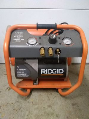 Rigid Compressor for Sale in San Leandro, CA