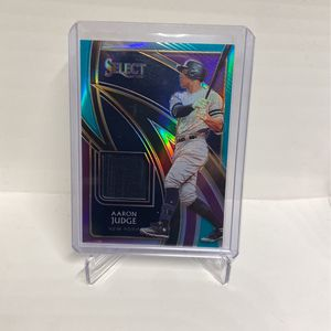 2020 Panini Select Aaron Judge New York Yankees Black Patch Tri -color Prizm SSP 09/75 for Sale in West Covina, CA