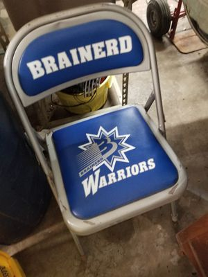Folding chair for Sale in East Gull Lake, MN