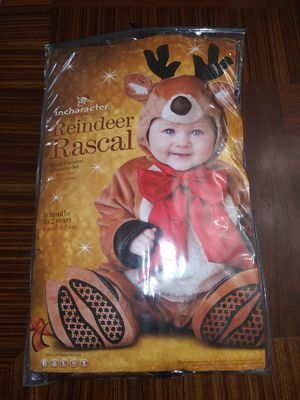 Baby reindeer costume for Sale in Fort Lauderdale, FL
