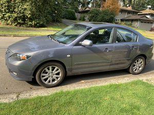Mazda 3 Sedan for Sale in Bellevue, WA