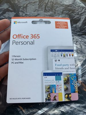 BRAND NEW MICROSOFT OFFICE for Sale in Baltimore, MD