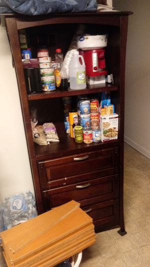 Closet organizer with drawers or shelf for Sale in Washington, NC