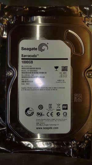 NEW SEAGATE BARRACUDA 1000GB HARD DRIVE for Sale in Philadelphia, PA
