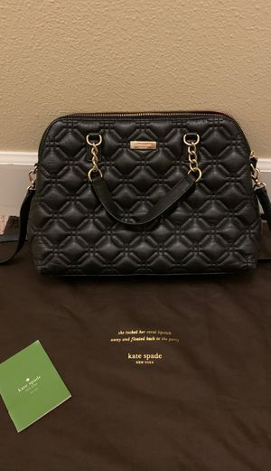 Kate spade bag purse black for Sale in Sumner, WA