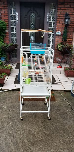 Bird cage for Sale in North Olmsted, OH