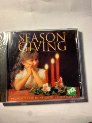 A Season of Giving - Cd in support of Children's Hospital for Sale in Highland, IL
