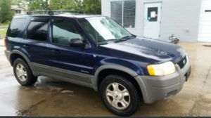 2003 Ford Escape SLT 4x4 113k miles Clean runs and Drives!!! for Sale in Fort Washington, MD