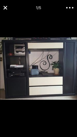 Entertainment center for Sale in Hendersonville, NC