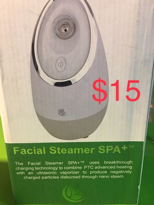 Facial Steamer Spa for Sale in Henderson, NV