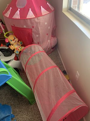 Tent play for toddlers for Sale in Tucson, AZ