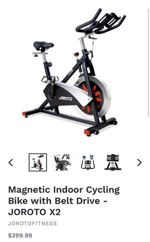 Exercise Bike / Spin Bike - JOROTO X2 Indoor Cycling Spin Bike for Sale in Avon, OH