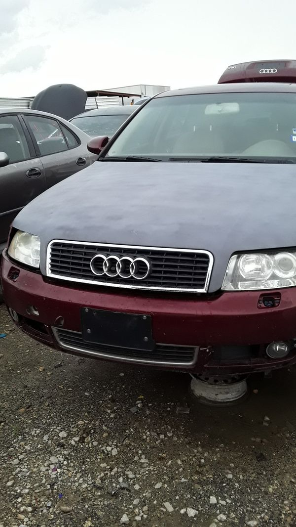 2005 Audi A4 1.8 Turbo for parts