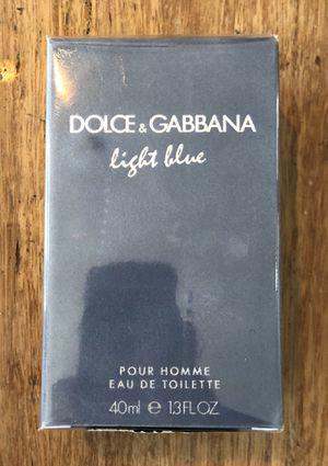 Dolce & Gabbana 'Light Blue' cologne for Sale in Smyrna, TN