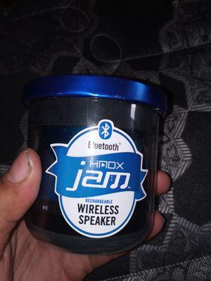 Hmdx jam Bluetooth speaker for Sale in Akron, OH