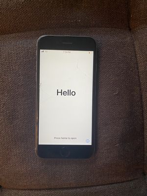 iPhone 6s for Sale in Wellsburg, NY