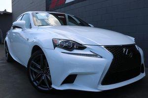 2014 Lexus IS 350 for Sale in Fullerton, CA