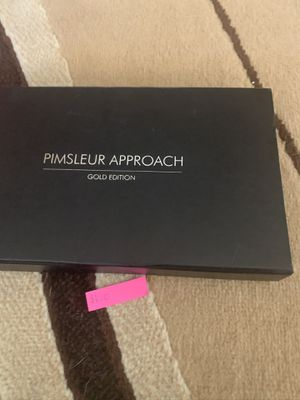 Pimsleur approach language learning gold edition for Sale in Temecula, CA
