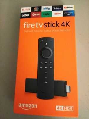4K Fire Stick loaded for Sale in Richmond, VA