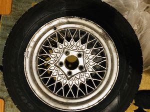 Used Rim and Tire 225-60-16 Grand Marquis, Crown Victoria for Sale in Revere, MA